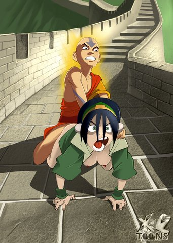Toph airbender the avatar porn last